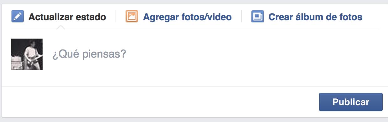 Use Facebook in Spanish