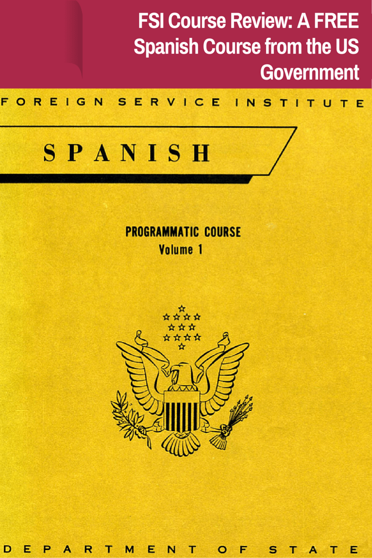 Check out this free and effective Spanish course made by the US government.