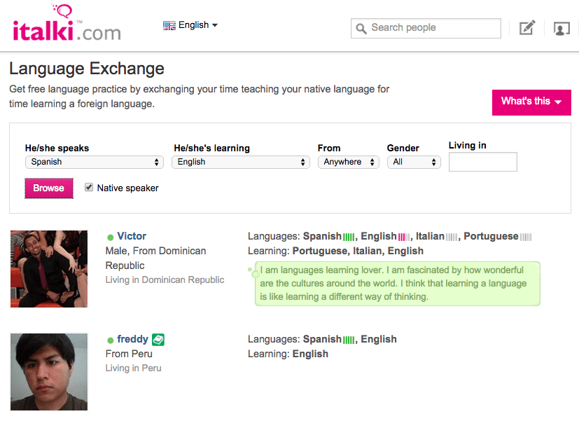 Best Language Exchanges for Any Language – Spanish Hackers