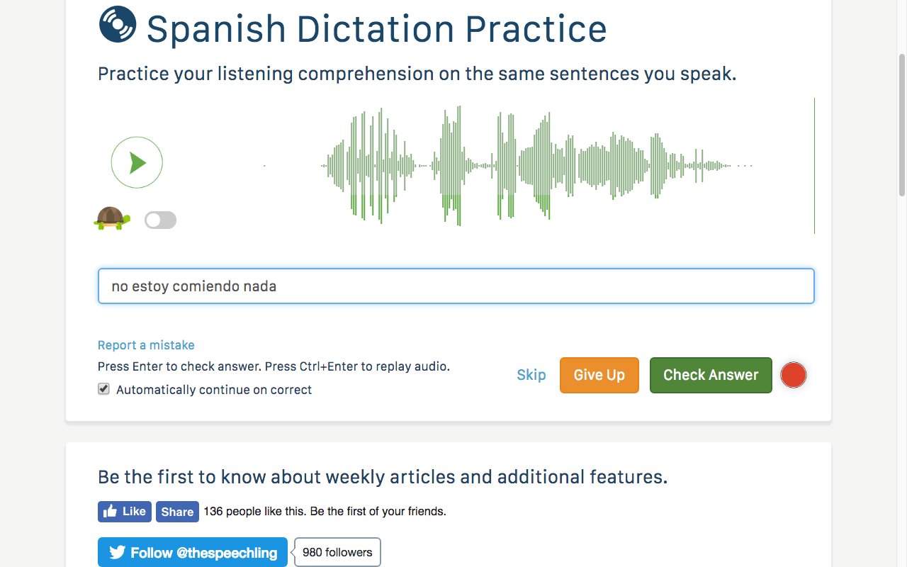 Speechling: Full Review (Pros & Cons) – Spanish Hackers